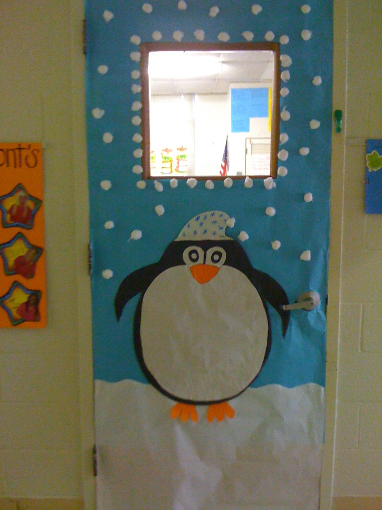 Classroom Door Decor For Winter ~ The gallery for gt winter decorating ideas classroom