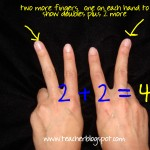 TwoFingers Numbers