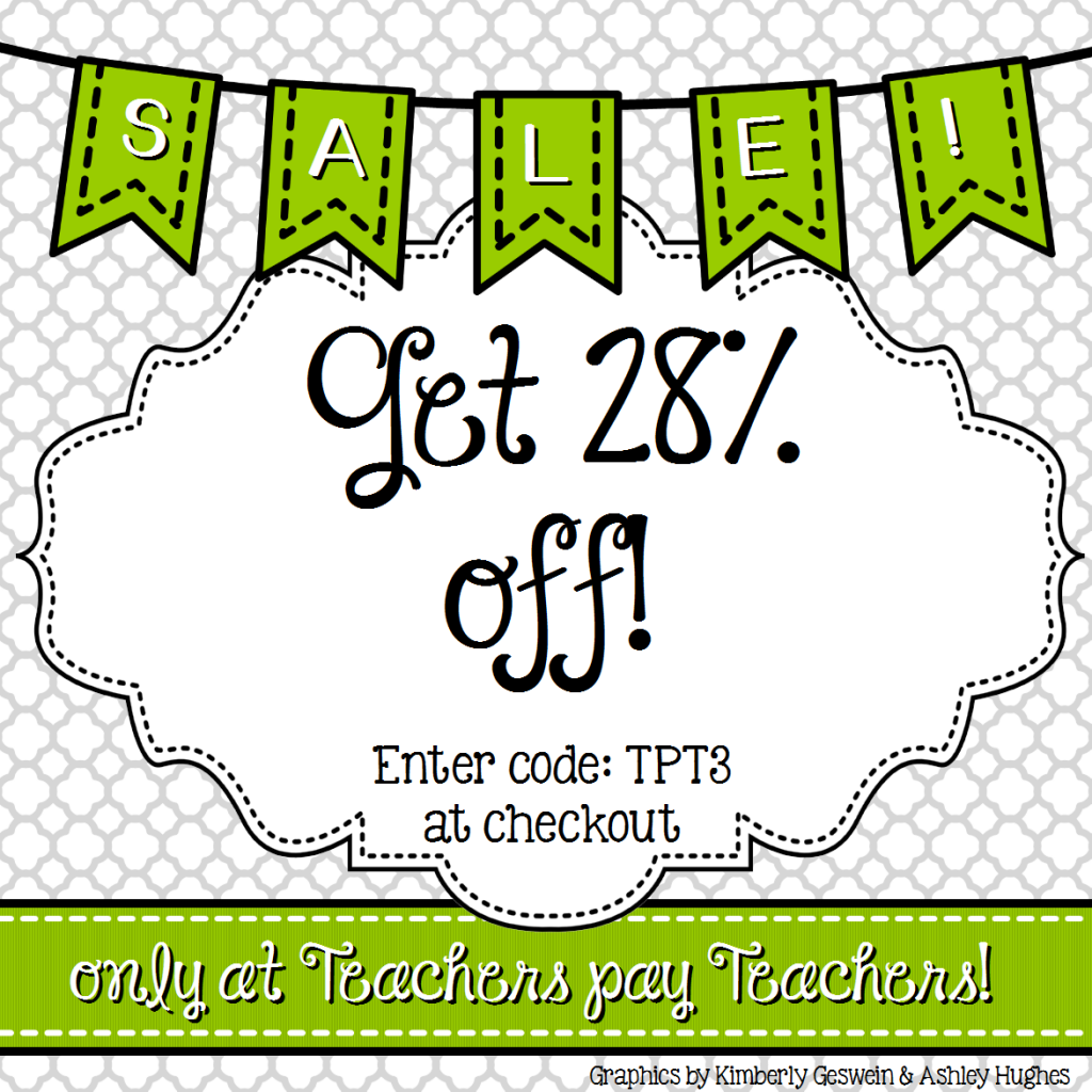 sale banners for blog - green